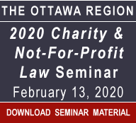 Download 2020 Ottawa Seminar Materials